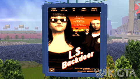 LS Backdoor