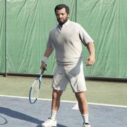 Michael-GTAV-Tennis