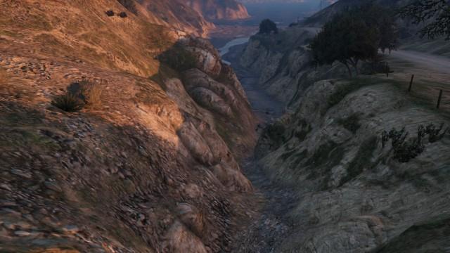 Los Santos River (HD Universe)