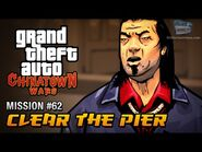 GTA Chinatown Wars - Mission -62 - Clear the Pier