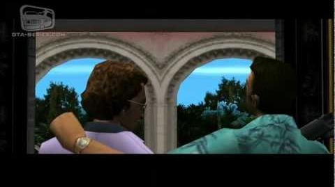 GTA Vice City - Ending Final Mission - Keep your Friends Close..