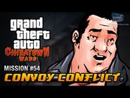 GTA Chinatown Wars - Mission -54 - Convoy Conflict