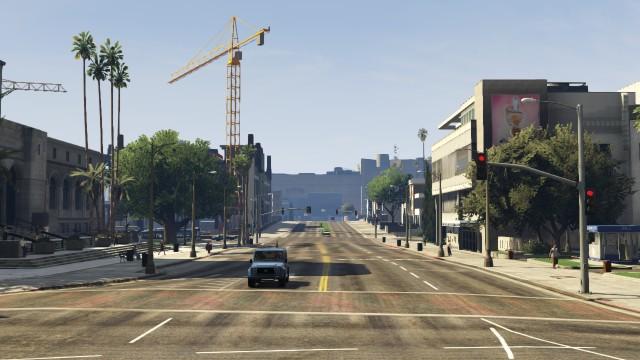 Occupation Avenue