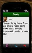 City Circuit GTAV Street Race Text