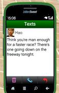 Freeway GTAV Street Race Text