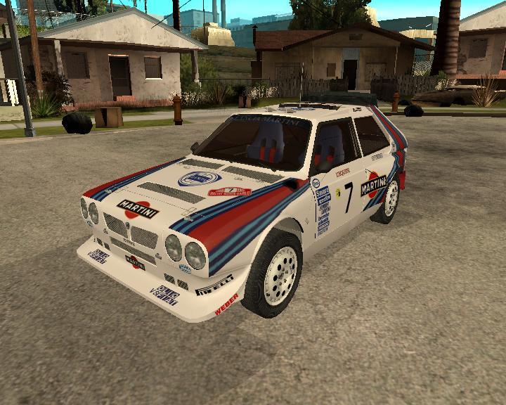 LanciaDeltaS4 Mod GTA SA 1.jpg