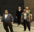 Mafia in GTA IV