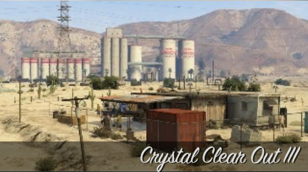 Crystal Clear Out III