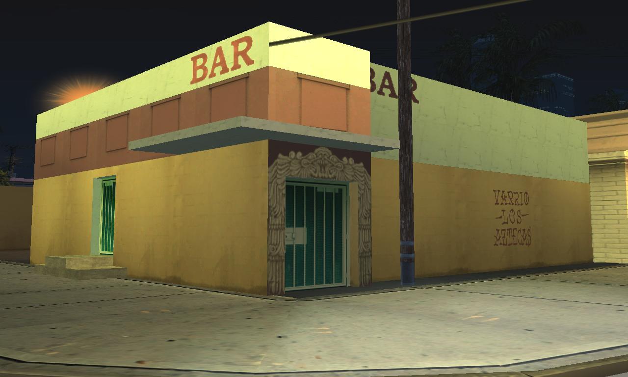Bar, Los Santos