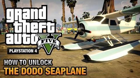 GTA 5 - How to unlock the Dodo Seaplane PS4 & Xbox One