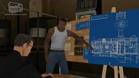 GTA San Andreas - Walkthrough - Mission 79 - Key to her Heart (HD)