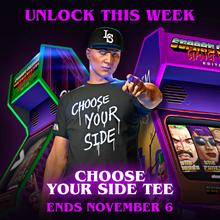 ChooseYourSideTShirt-GTAO-Advert