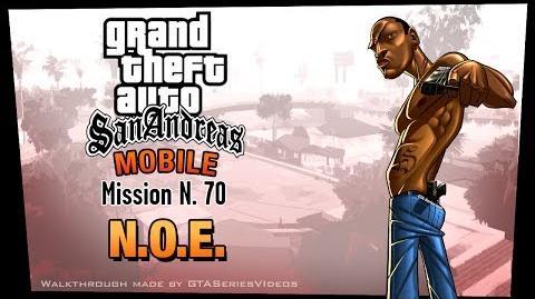 GTA San Andreas - iPad Walkthrough - Mission 70 - N.O.E