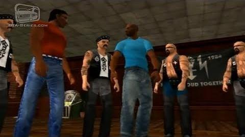 GTA Vice City Stories - Walkthrough - Mission 29 - The Bum Deal