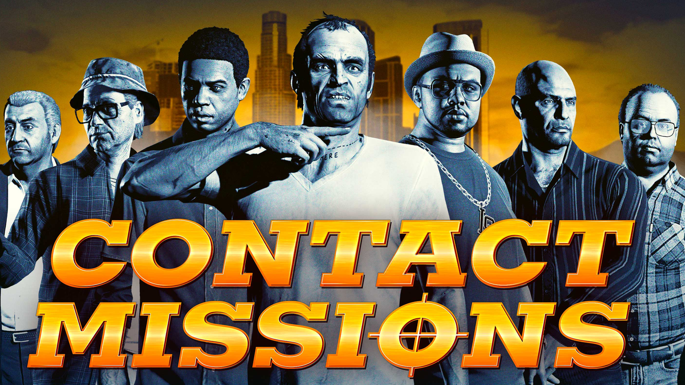 Missions in GTA Online