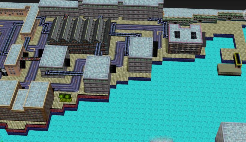 Brocklyn Docks
