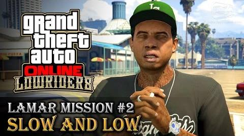 GTA_Online_Lowriders_-_Mission_2_-_Slow_and_Low_Hard_Difficulty