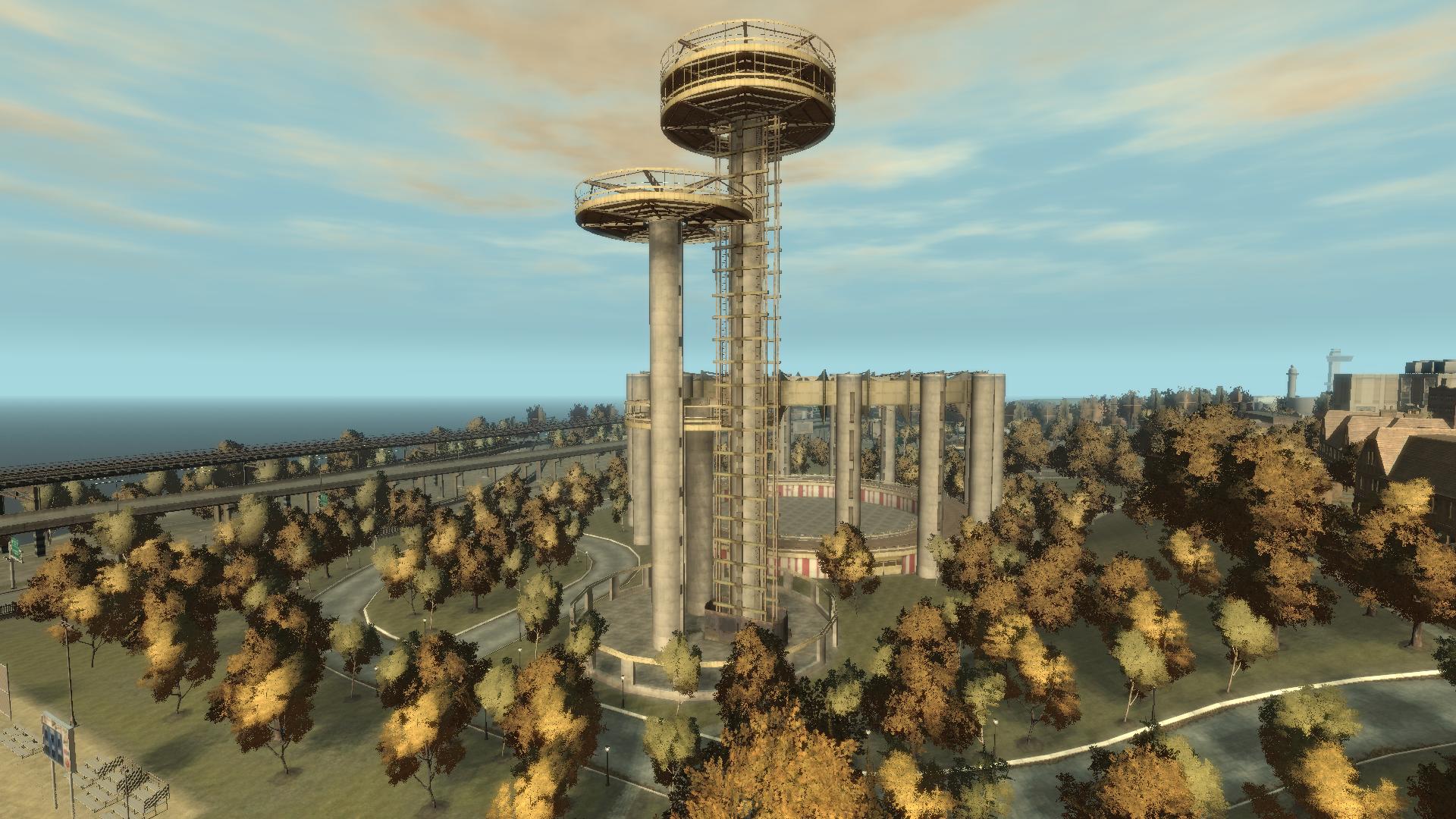 Liberty State Pavilion Towers