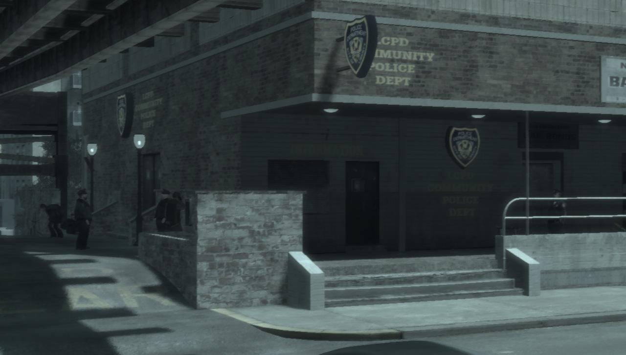 Northern Gardens Police Station