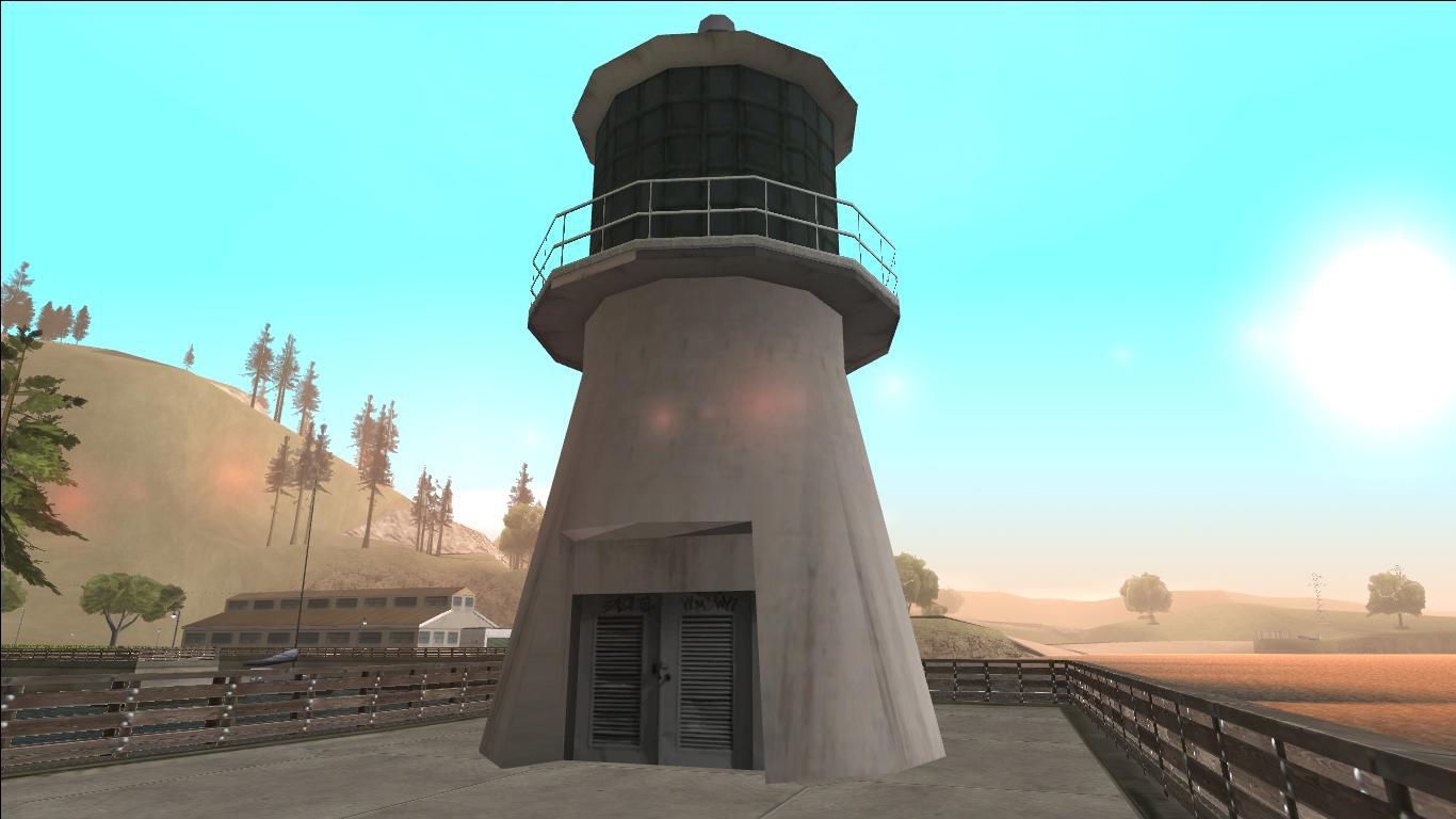 Bayside Lighthouse