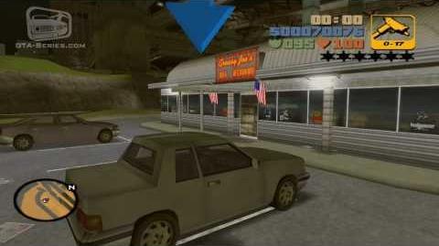 GTA 3 - Walkthrough - Mission 11 - Dead Skunk in the Trunk (HD)