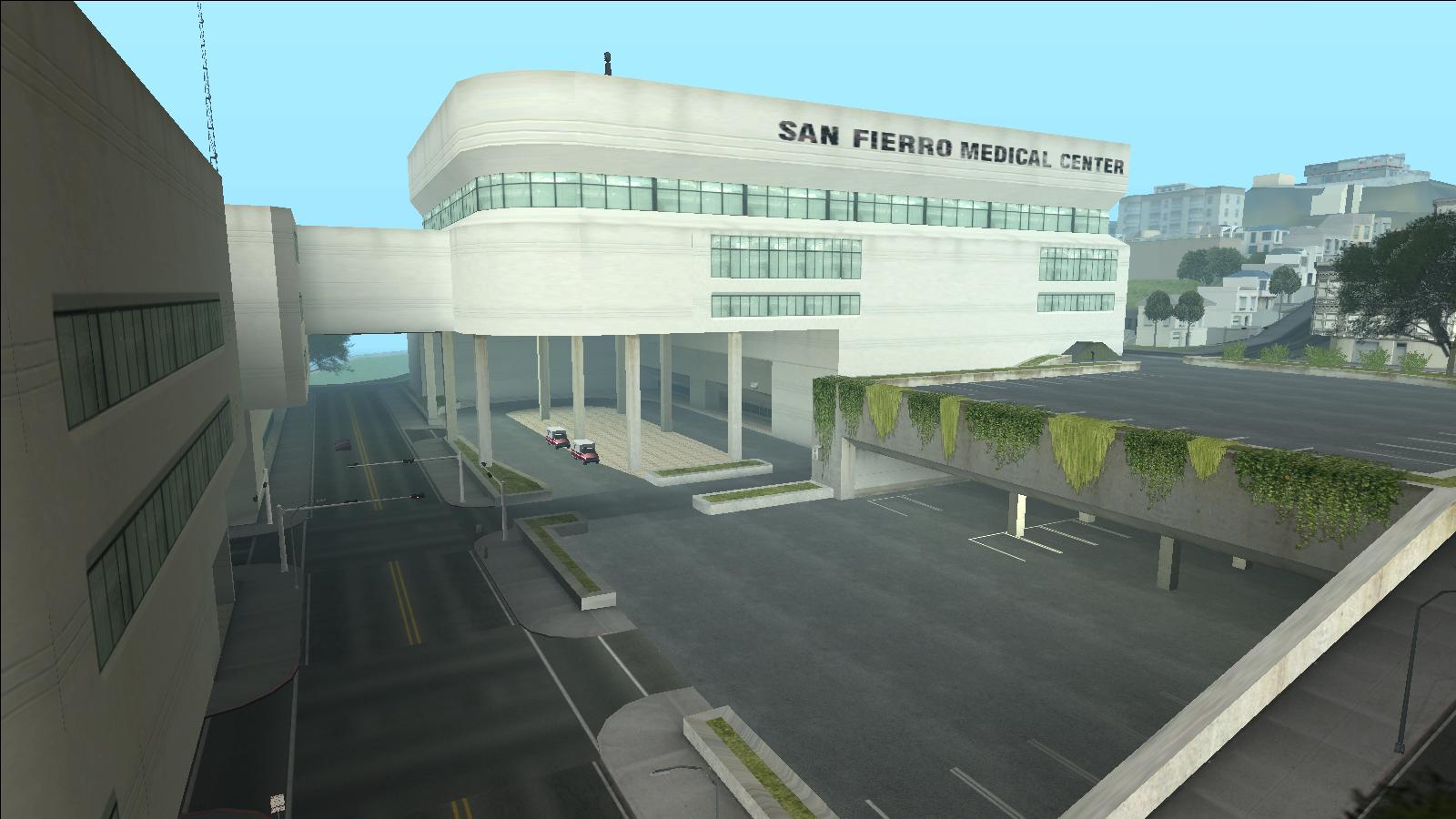 San Fierro Medical Center