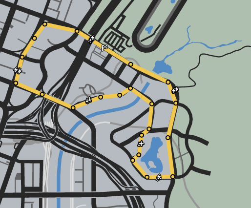 Arround the Mirror GTAO Verified Map.png