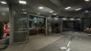 Pillbox Hill Medical Center Destroyed Shop GTAV