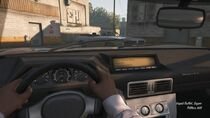 Bullet-GTAV-Dashboard