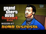 GTA Chinatown Wars - Mission -17 - Bomb Disposal