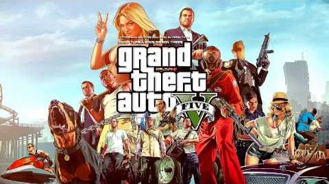Grand Theft Auto GTA V - Minor Turbulence Mission Music Theme