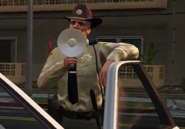 Loudhailer-GTAV-Paleto-Deputy-Using