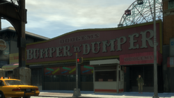 Funland-GTAIV-Bumper&DumperDodgems MainStreetEntry.png