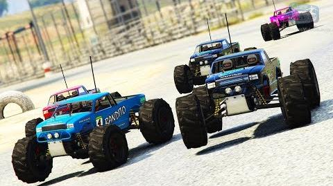GTA Online All new RC Races Arena War Update