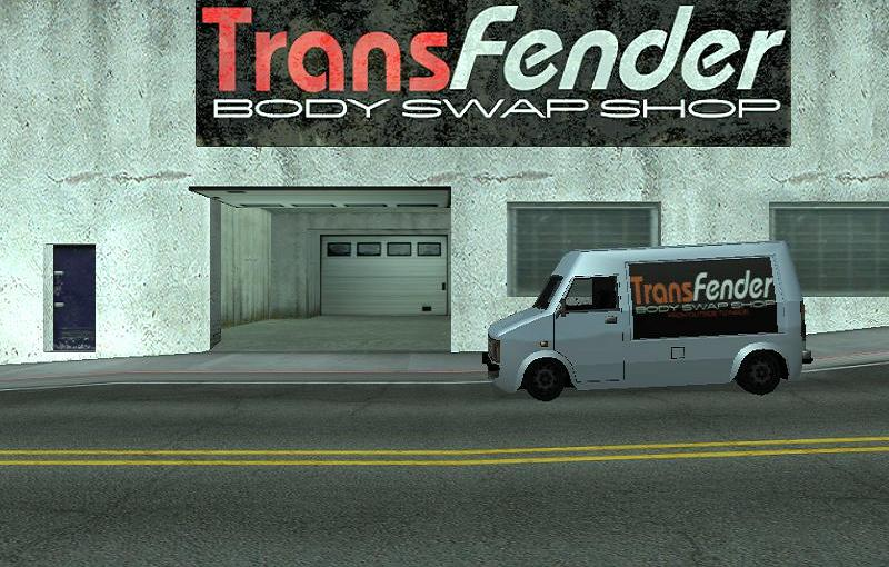 Mod Garages