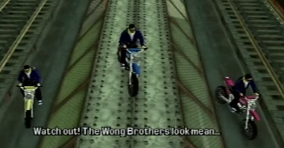 The Wong Brothers