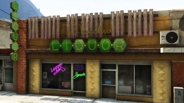Del Vecchio Liquor