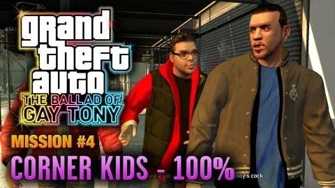 GTA_The_Ballad_of_Gay_Tony_-_Mission_4_-_Corner_Kids_100%_(1080p)
