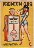 GlobeOil-PinUp-GTAO-VintageSign