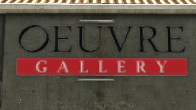 Oeuvre Gallery