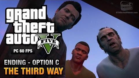 GTA 5 PC - Ending C Final Mission 3 - The Third Way (Deathwish)