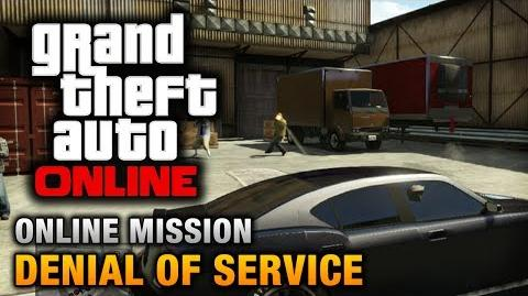 GTA Online - Mission - Denial of Service Hard Difficulty