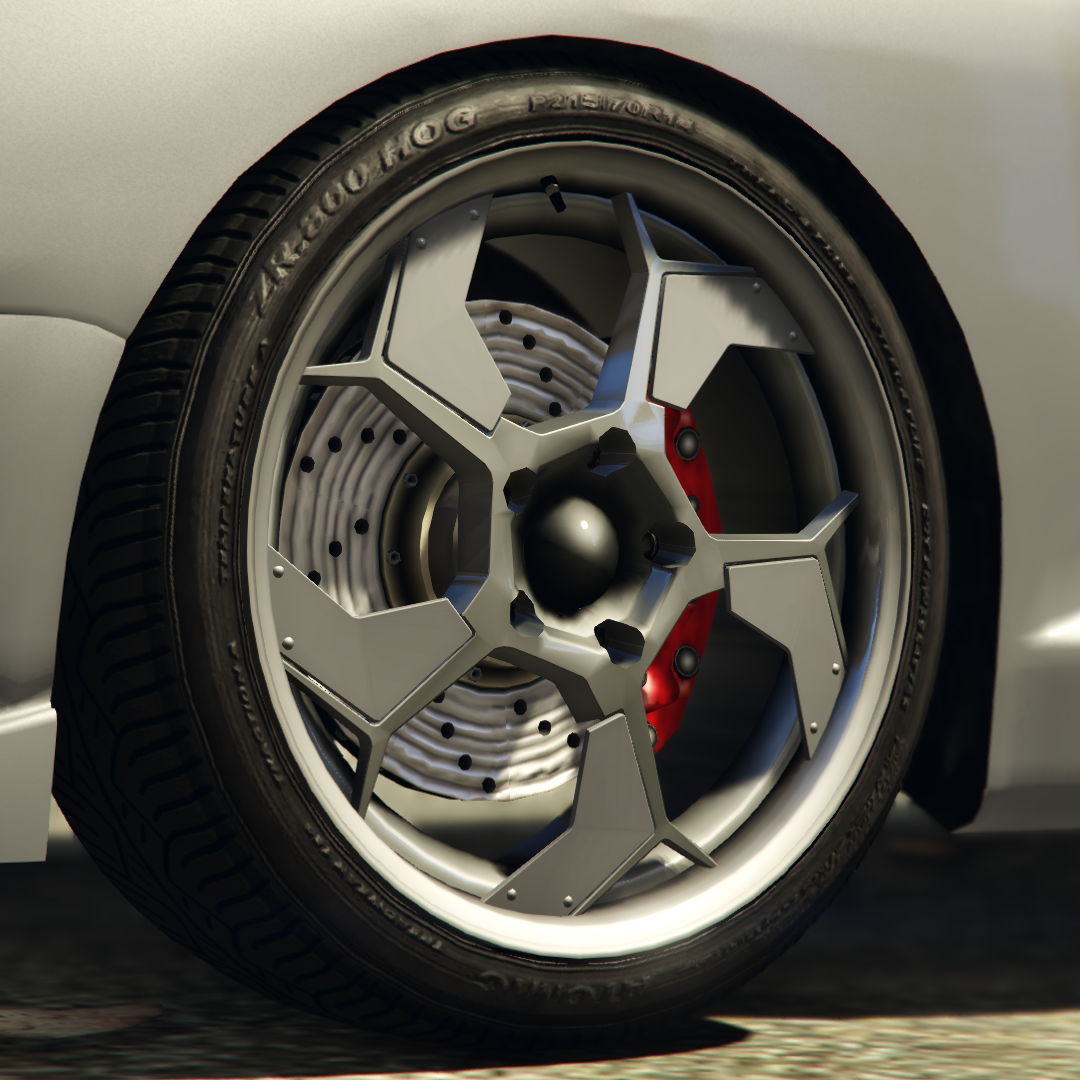 Los Santos Customs/Wheels