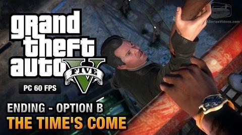 GTA 5 PC - Ending B Final Mission 2 - The Time's Come (Kill Michael)