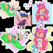 PrincessRobotBubblegum-GTAO-ArcadeMuralArtwork