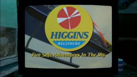 Grand Theft Auto IV - Higgins Helitours Commercial