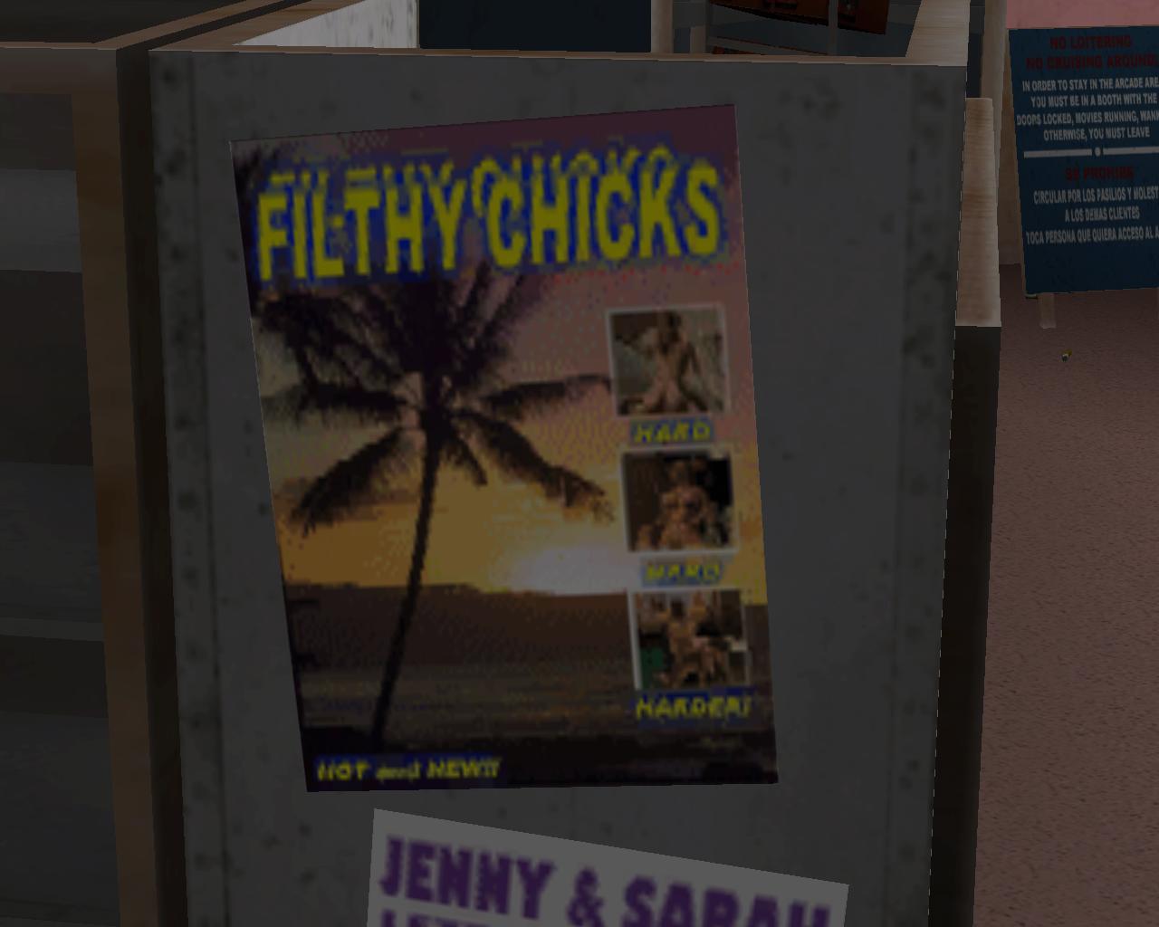 Filthy Chicks
