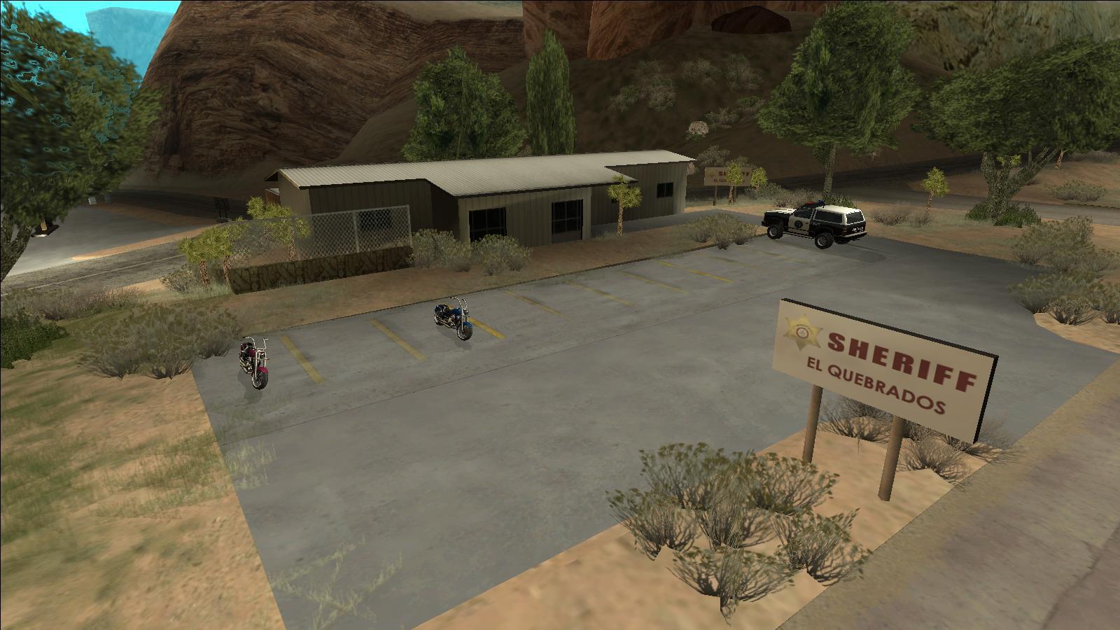 El Quebrados Sheriff's Station