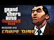GTA Chinatown Wars - Mission -18 - Carpe 'Dime'