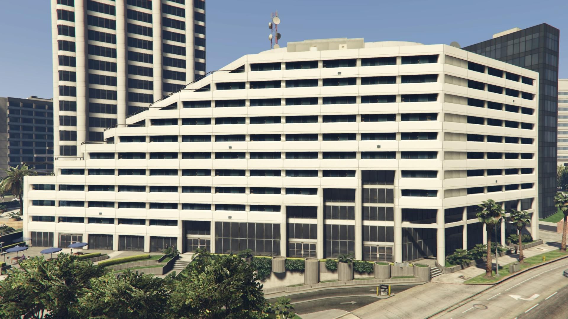 Bluff Tower